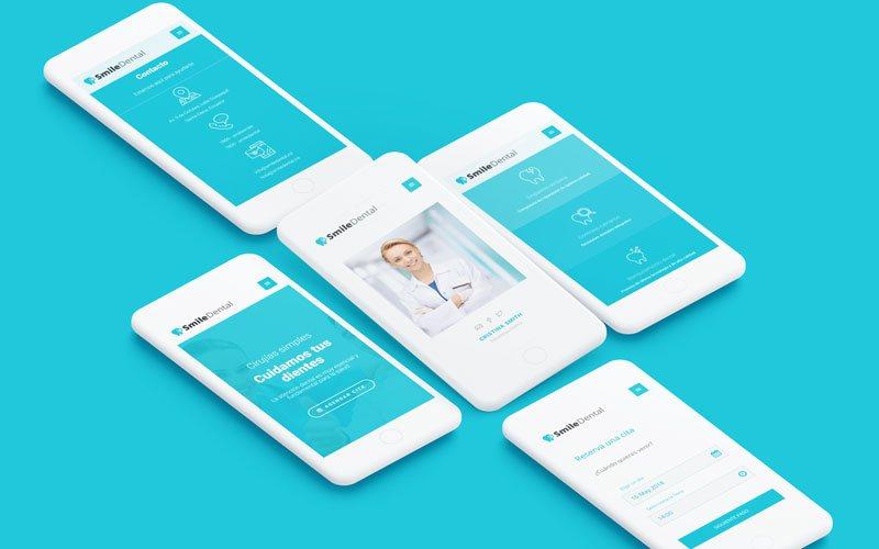Diseño páginas web para médicos clínicas hospitales