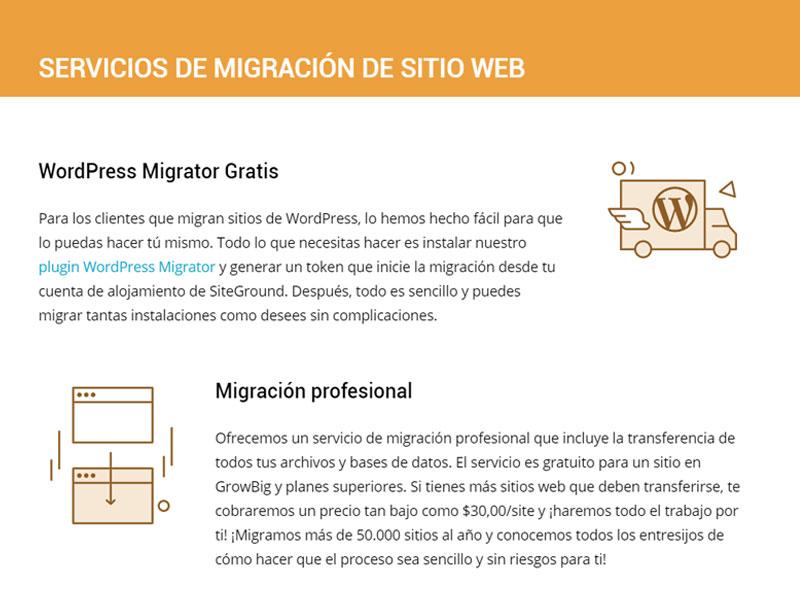 SiteGround-Hosting-opiniones-y-experiencia-migracion-gratis