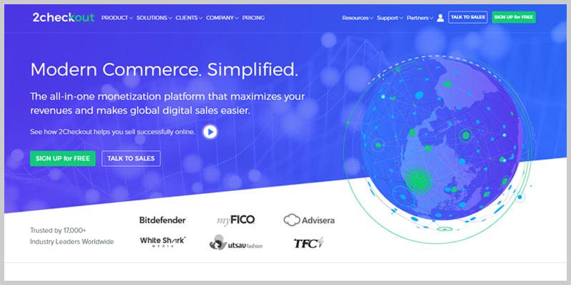 2Checkout experiencia pasarela de pago ecommerce web ecuador