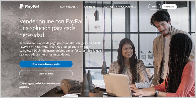 cómo cobrar con tarjeta de crédito en mi negocio ecuador latinoamérica paypal