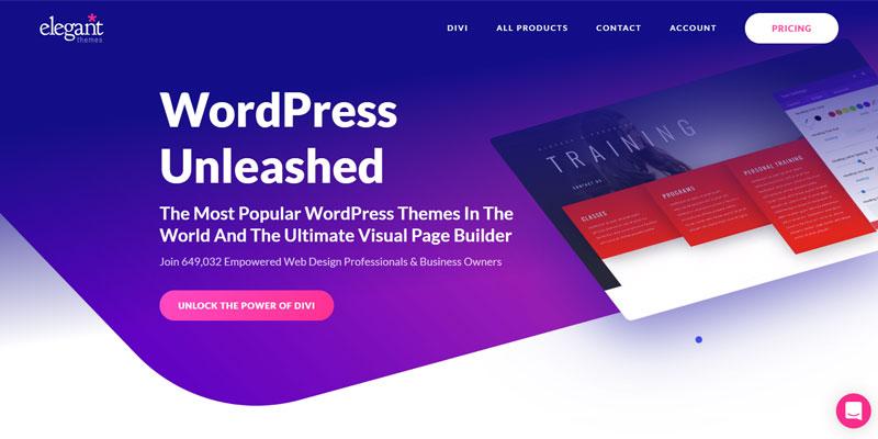 Mejores-sitios-para-comprar-temas-WordPress-elegant-themes