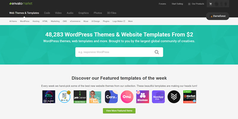 Mejores-sitios-para-comprar-temas-WordPress-theme-forest