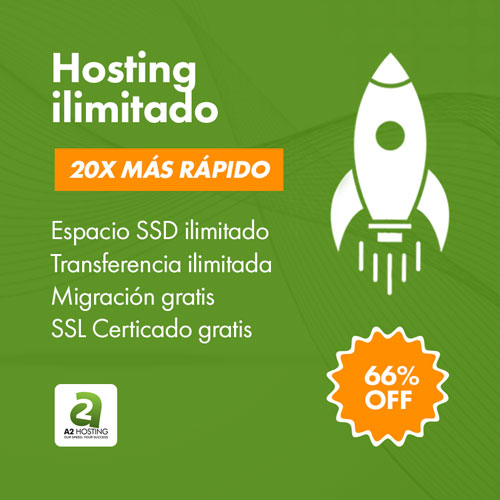 banner A2hosting ilimitado wordpress ecuador