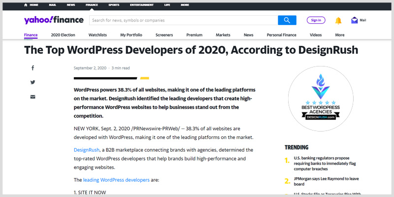 Prosandoval-Creativo-mejor-agencia-de-diseno-web-WordPress-2020