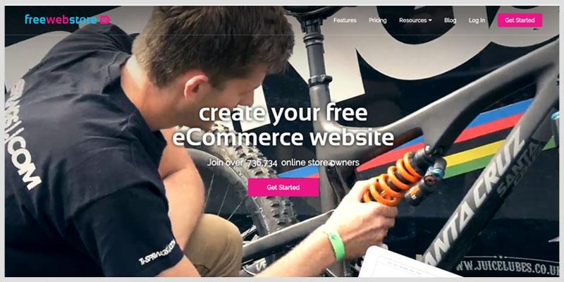 Mejores-creadores-de-tienda-online-gratis-freewebstore