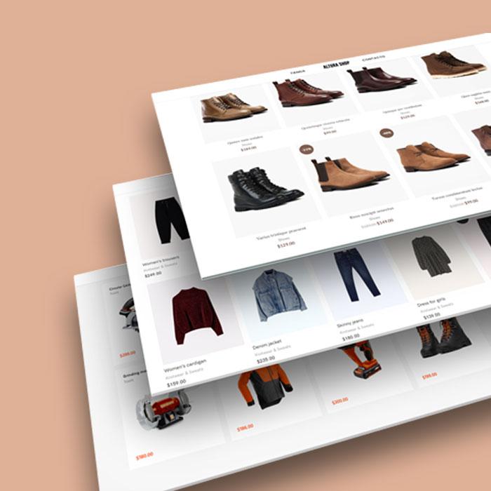 Diseño Catálogo virtual de productos para negocios pequeños whatsapp