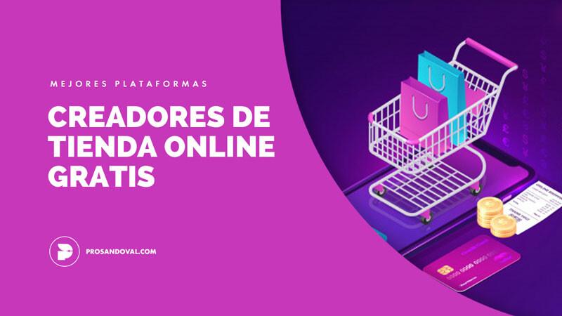 Mejores creadores de tienda online gratis plataformas de comercio electrónico