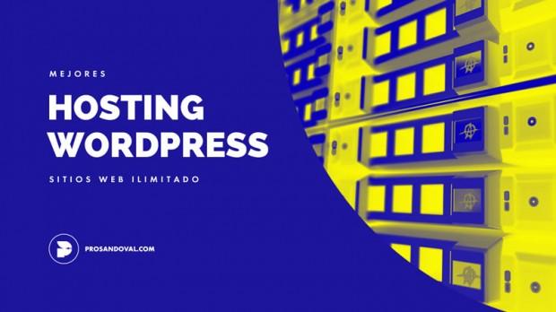 Mejores hosting web para WordPress ecuador america latina