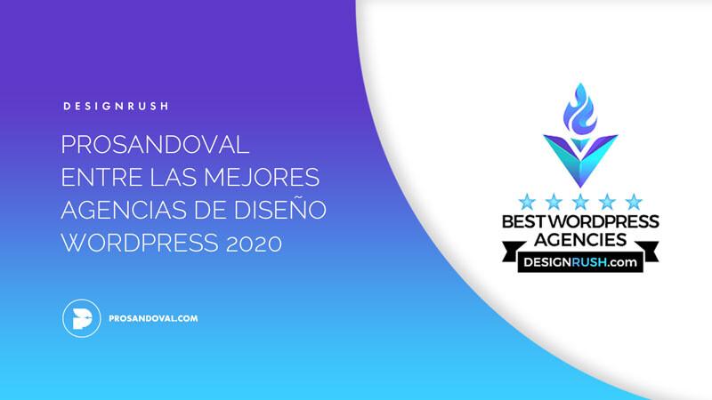 Prosandoval-Creativo-mejores-agencias-de-diseno-WordPress-2020-segun-DesignRush